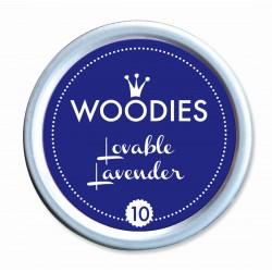 Ink pad Woodies 35mm x 35mm - Lovable Lavender