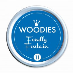 Ink pad Woodies 35mm x 35mm - Foundly Fontain