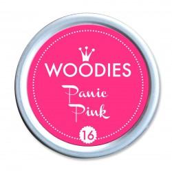 Ink pad Woodies 35mm x 35mm - Panic Pink