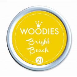 Ink pad Woodies 35mm x 35mm - Bright Beach