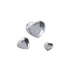 Glamourstones heart (80 pcs)