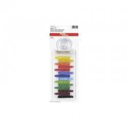 Beads Set Rocaille opaque 17pcs