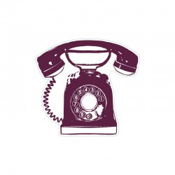 Stampo maxi cut phone°