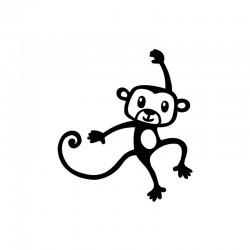 Decostamp monkey XL