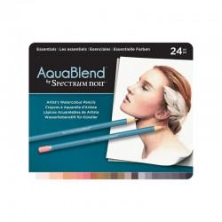 Spectrum noir Aquablend Pencils - Essentials (24 pcs)