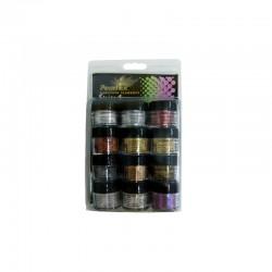 Pearlex set pigment powder - Serie 1