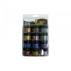 Pearlex set pigment powder - Serie 2