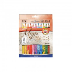 Assort. Magic pencils (13 pcs)
