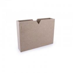 Napkin box 182mm x 42mm x 135mm