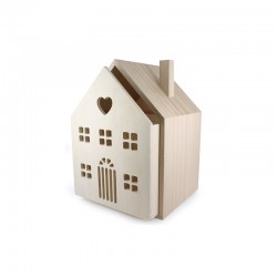 House chest 19cm x 15,6cm x 26cm