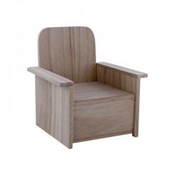 Doll sofa 10,2cm x 9cm x 11,5cm