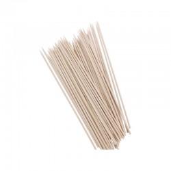 Wooden skewer 20cm x 0,3cm (50 pcs)