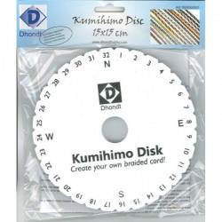 Kumihimo Braiding disc 15 cm