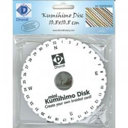 Kumihimo Braiding disc 10.8 cm