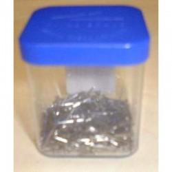 Straight pin 10 mm 25 gr nicke