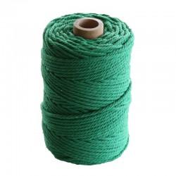 Cotton 2,2mm x 70m - Green