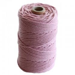 Cotton 2,2mm x 70m - Pink