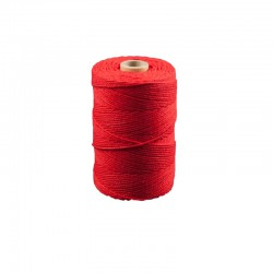 Cotton 2.2 mm - 70m - Red