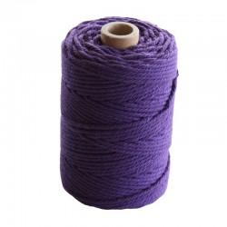 Cotton 2,2mm x 70m - Purple