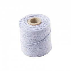 Cotton 1mm 65 m., lilac