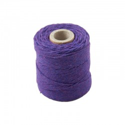 Cotton 1mm 65 m., violet