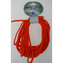 Paracord 4 mm x 5 m, Oranje