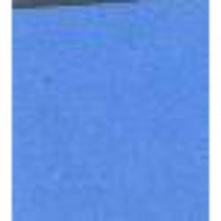 EVA Foam 22x30 neon blue 10 pc
