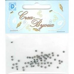Crimp bead 100 pcs Anti Brass