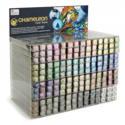Display Chameleon Pens for 168 pcs