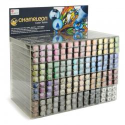 Display Chameleon Pens for 168 pcs