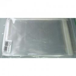 Bag OPP 125x170+30, 100 pcs
