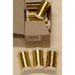 Brass wire 0,3 mm 100 gr