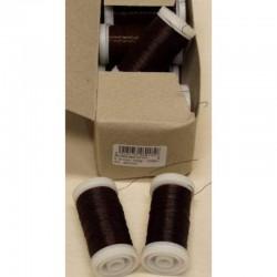 Wire brown 0,31 mm 100 gr