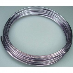 Alu wire 2 mm, 5 m Lilac
