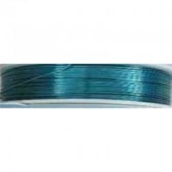 Crea Metal Alu wire 0.7 mm, 25 m, Blue