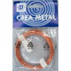 Copper wire 0,6 mm 10 m