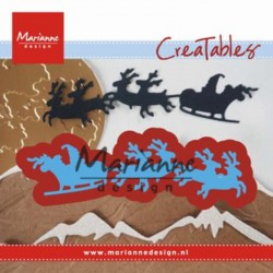 Creatables Santa is coming
