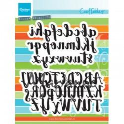 Craftables Brush alphabet