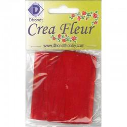 Nylon stocking 60 cm, Red