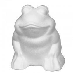 Styropor frog 13x11x 8 cm