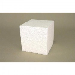 Styropor square 250x250x70