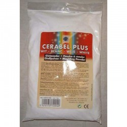 Cerabel Plus - Casting powder 1kg White