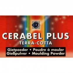 Cerabel Plus - Casting powder 1kg Terracotta