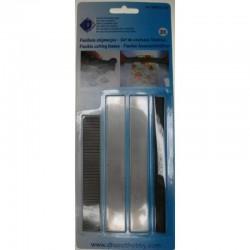 Cutter set, 3 blades
