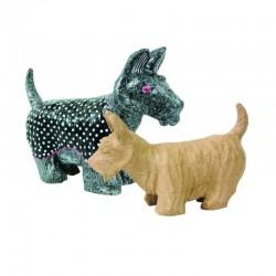 Paper Shape Terrier 50 x 12 x 35 cm