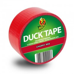 Duck tape uni 48 mm x 9.1 m, Cherry Red