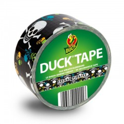 Duck tape design 48 mm x 9.1 m, Freaky Pirates
