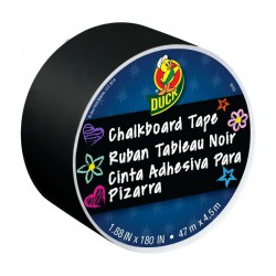 Duck tape design 48 mm x 4.5 m, Chalkboard tape