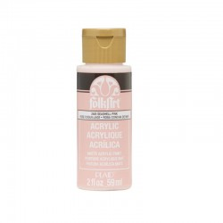 FolkArt Acrylic Colors 59ml Seashell Pink