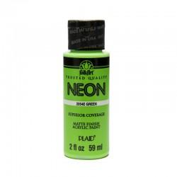 FolkArt Neons 59ml Green